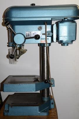 Meddings Bench Piller Drill Fobco Star For Sale