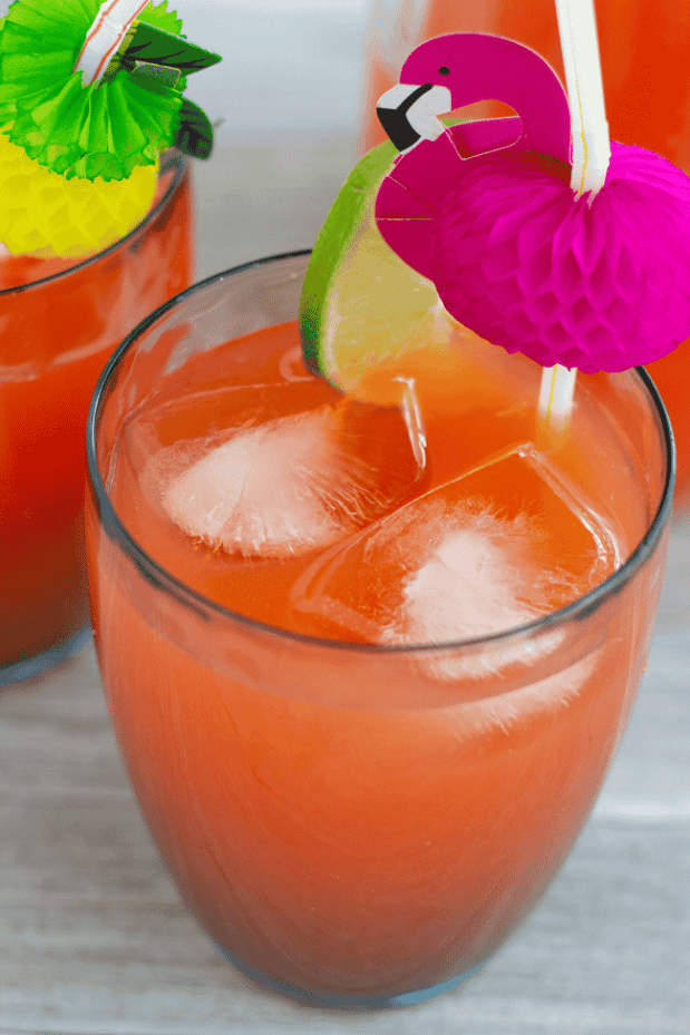 This Jamaican Rum Punch Recipe summer drink recipes