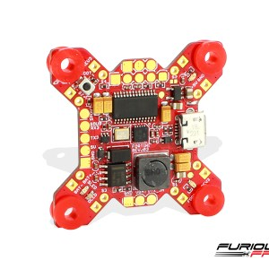 FuriousFPV FORTINI F4 OSD 32Khz Flight Controller Rev.3