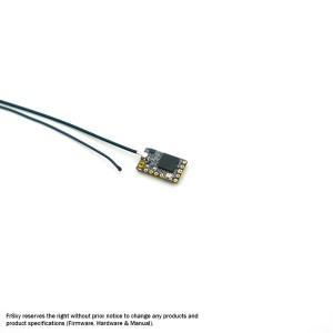 FrSky R9 Mini 900MHz 6/16CH Long Range Receiver