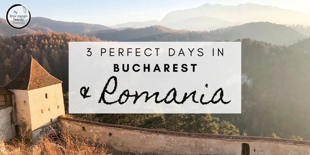 3 Days in Bucharest, and other places to visit in Romania