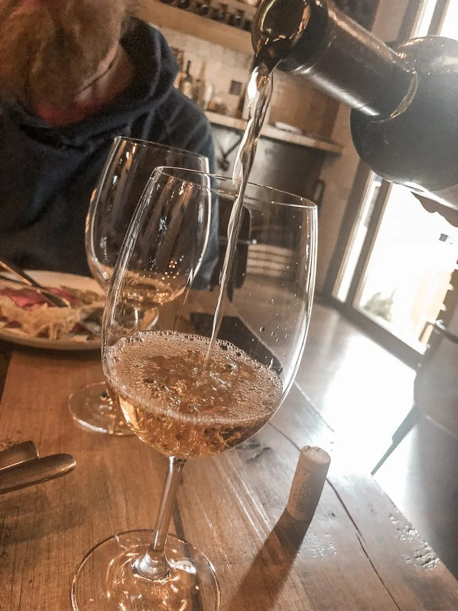 Amber wines - 3 days in Tbilisi