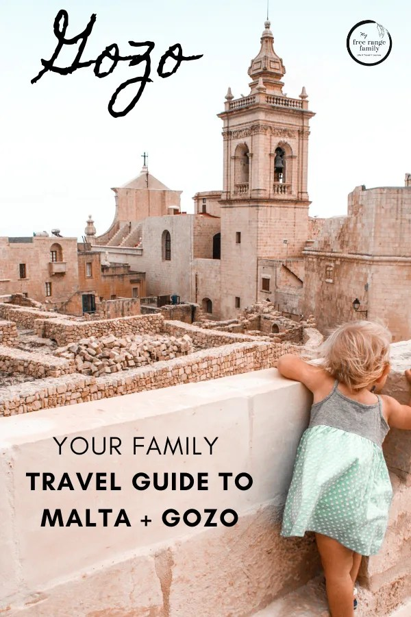 Gozo and Malta Family Travel Guide