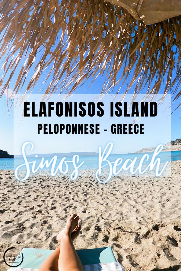 Elafonisos Island - Best Beach in Peloponnese