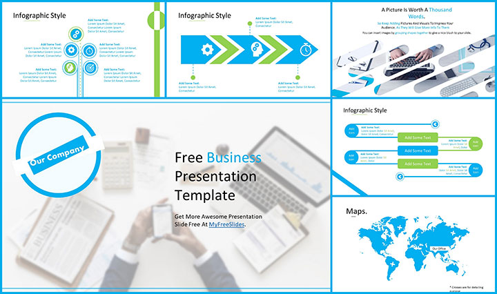Business and FinanceThemes
