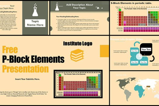 free-p-block-elements-google-slides-themes-ppt-template