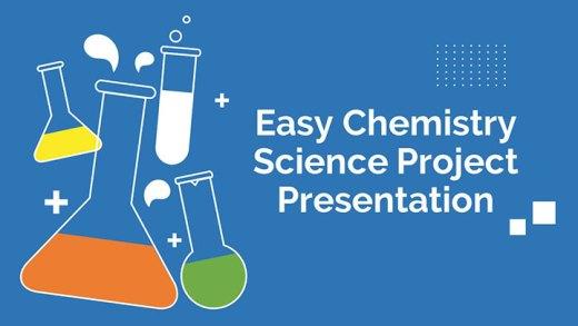 Free Chemistry Presentation For Kids Google Slides Myfreeslides