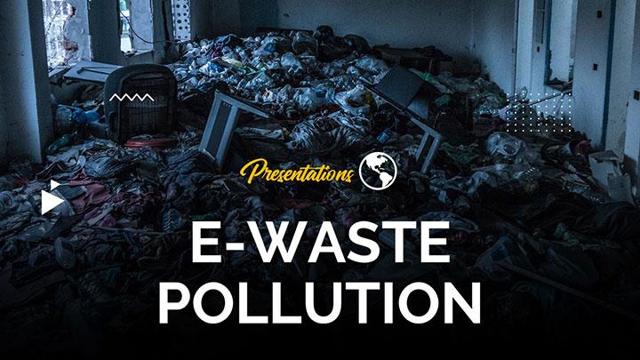 Free E Waste Pollution Google Slides Themes Myfreeslides