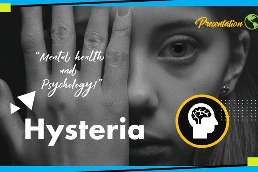 Hysteria PPT Presentation Template and Google Slides Theme For Free