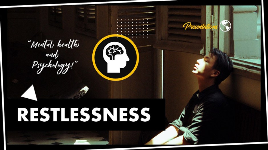 Restlessness PPT Presentation Template and Google Slides Theme For Free