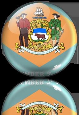 Free Delaware Icon