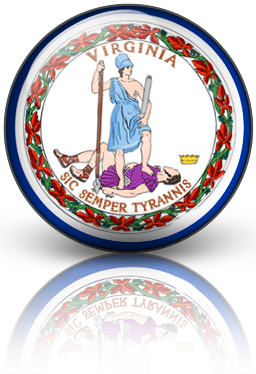 Free Virginia Icon