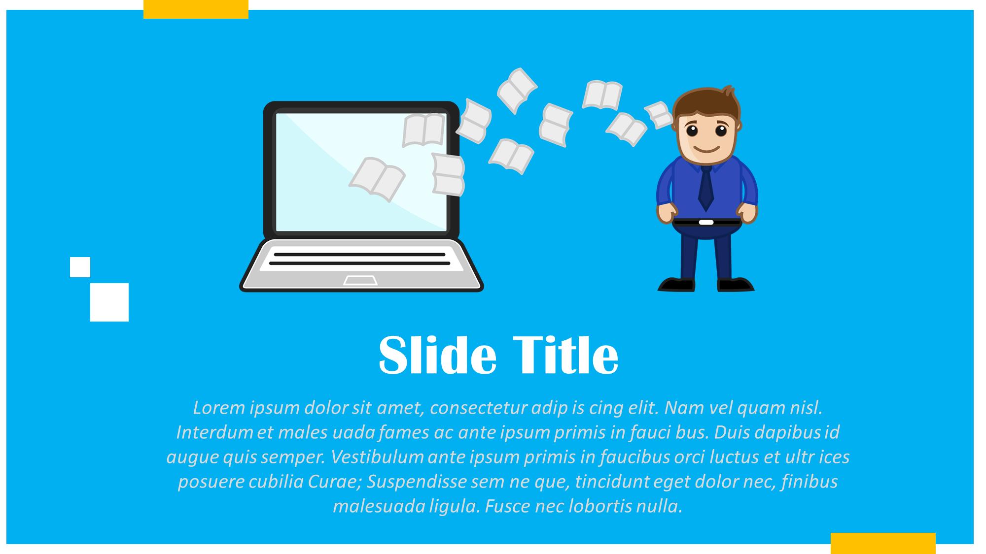 Data Analyst Presentation Slide