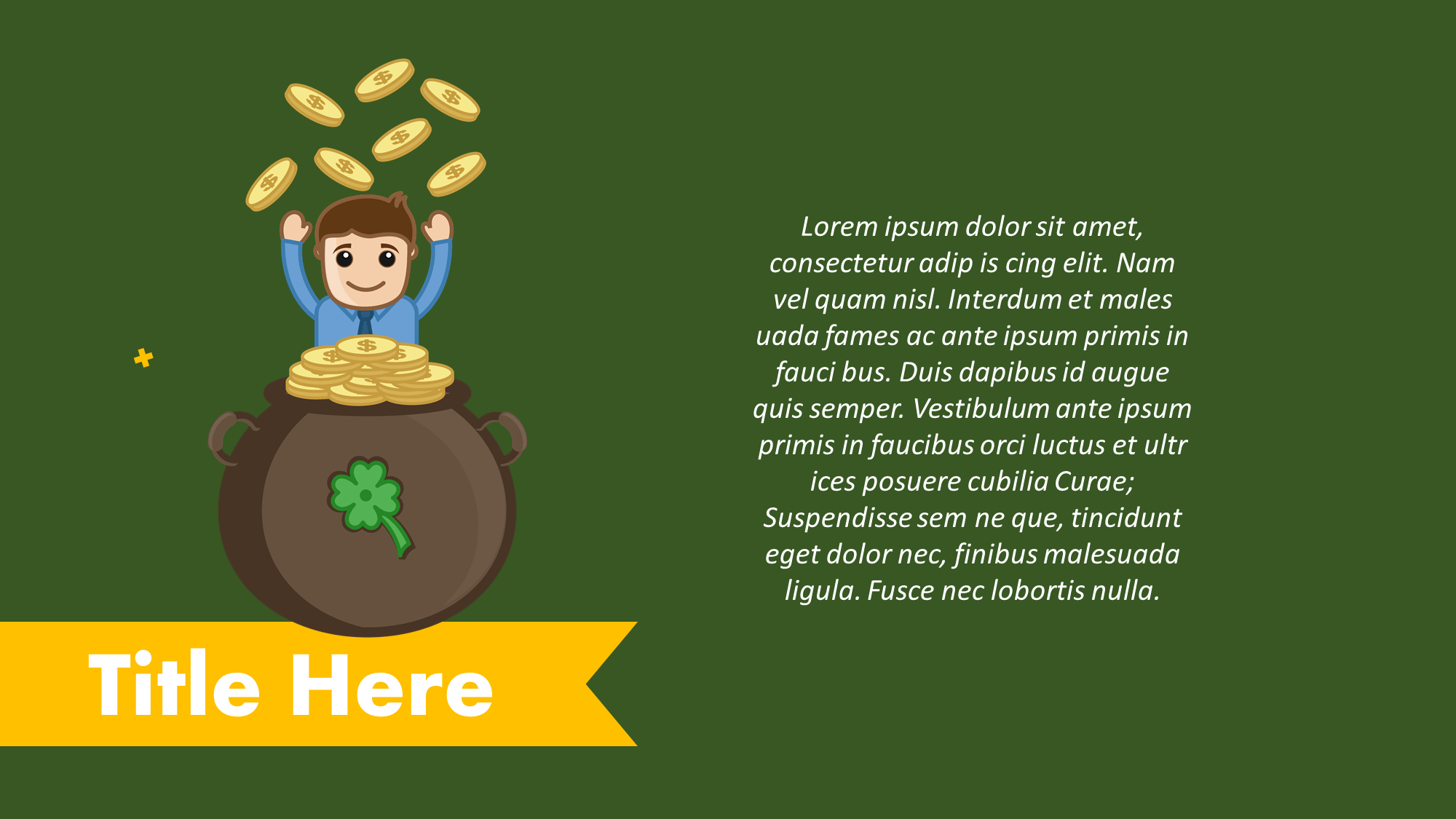 St Patrick's Day Presentation Slide