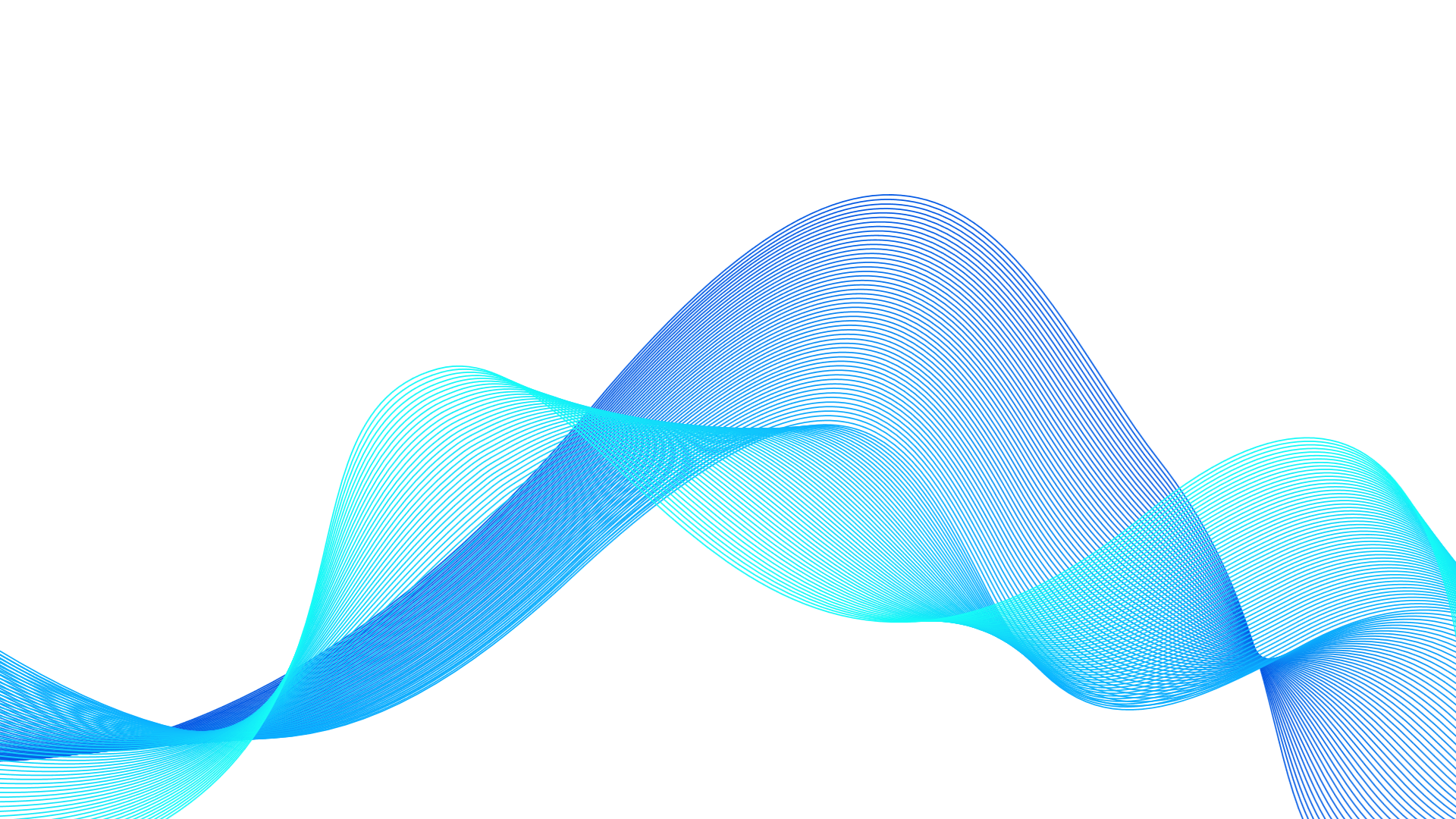 wavy lines slide background