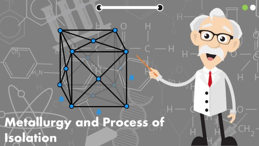 Metallurgy And Process Of Isolation PowerPoint Template