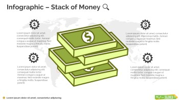 Stack of Money Infographic-088