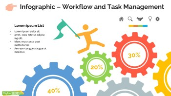Workflow and Task Management Google Slides Themes