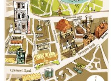 Map South Ken - My French Life™