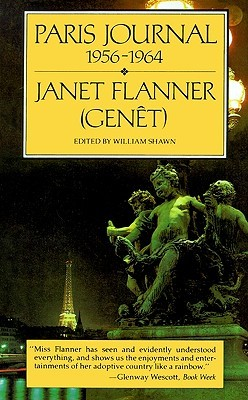 MyFrenchLife™ – myfrenchlife.org – five – Paris books – Janet – Flanner – Paris – journal