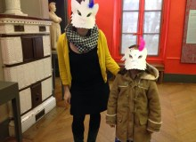 MyFrenchLife™ - Paris for kids - Balzac cat masks