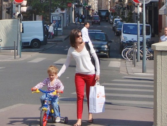 MyFrenchLife™ - MyFrenchLife.org - French parenting expectations - Quality Time