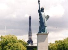 MyFrenchLife™ – MyFrenchLife.org – the Statue of Liberty – France – facts – history – suffragettes – immigration