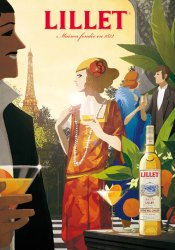 MyFrenchLife™ – French tradition - L'apéritif - or, how to enjoy life like the French - Lillet