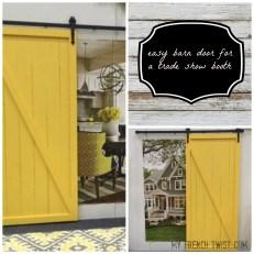 easy barn door