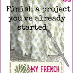 my french twist – june 2015 creative challenge