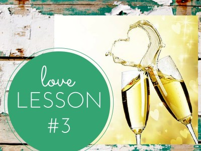 love lesson #3 - my french twist
