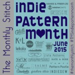 indie pattern month this june 2015 – join me