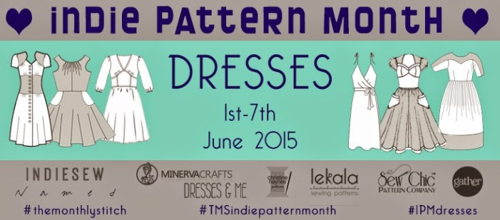 indie pattern contest - dresses