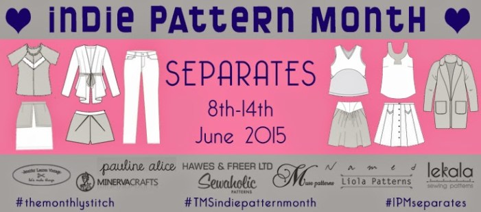indie pattern month - separates