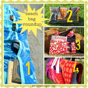 cool beach bag roundup - my french twist