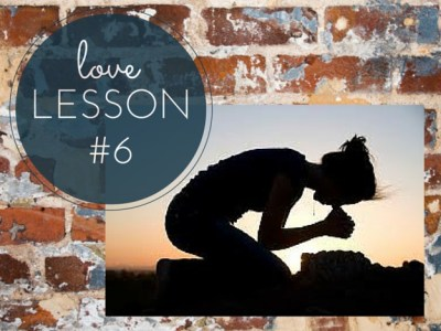 love lesson #6 - my french twist