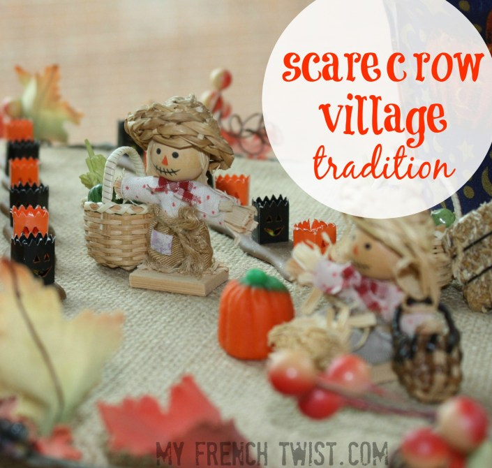 scarecrow village with myfrenchtwist.com