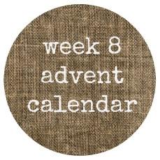 week 8 button