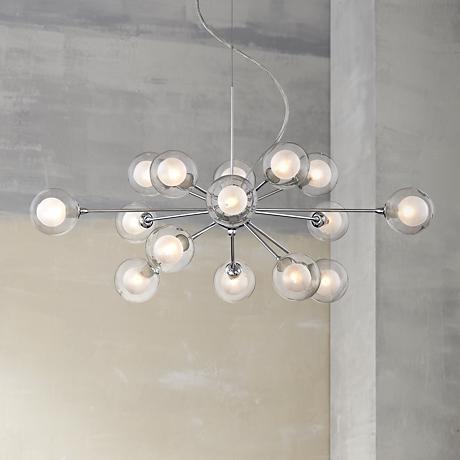 atomic chandelier - myfrenchtwist.com