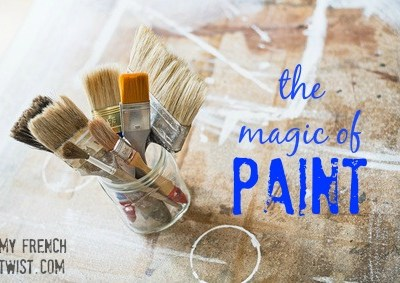 magic of paint