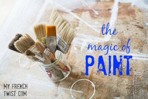 magic of paint