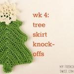 tree skirt knockoffs - myfrenchtwist.com