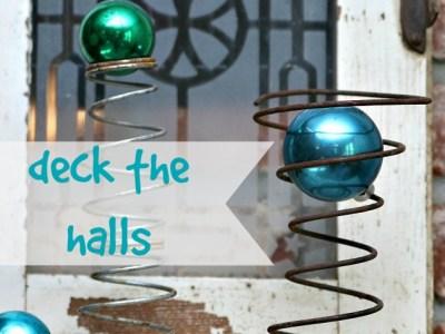 deck the halls - myfrenchtwist.com