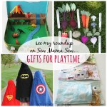 handmade gifts for playtime