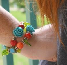 DIY vintage bracelet - myfrenchtwist.com