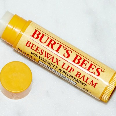 green beauty lip balm - myfrenchtwist.com