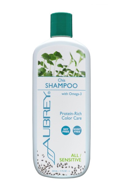 green beauty shampoo - myfrenchtwist.com