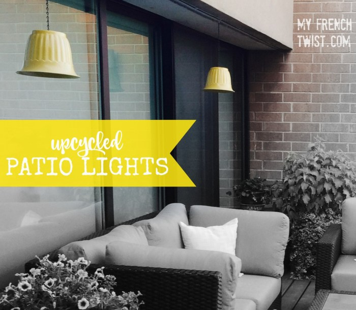 upcycled patio lights - myfrenchtwist.com