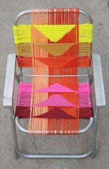 macrame lawn chair - myfrenhtwist.com