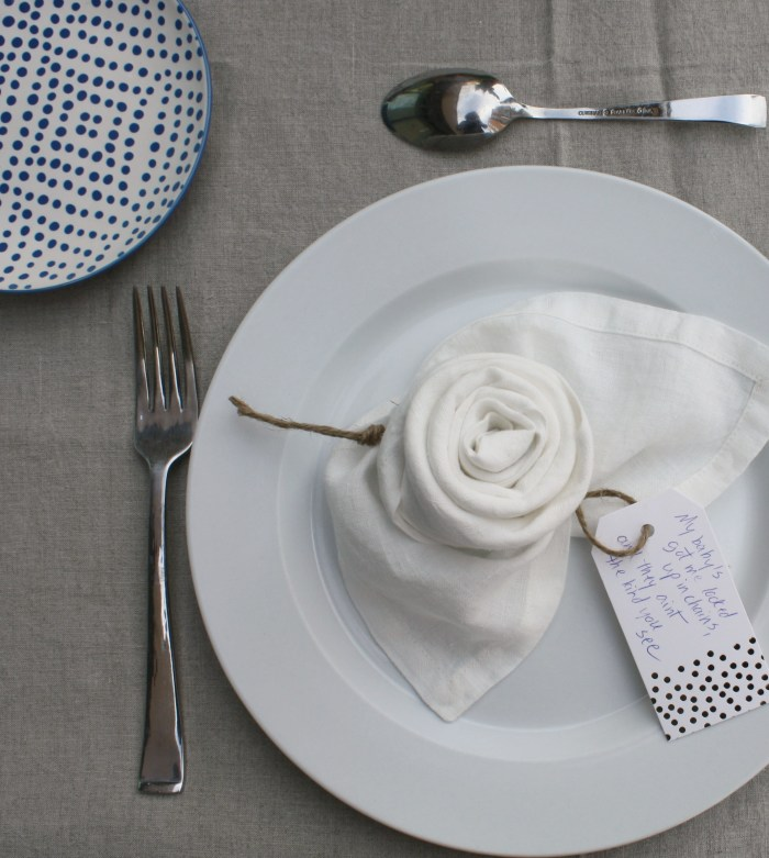 broadway tablescape - myfrenchtwist.com